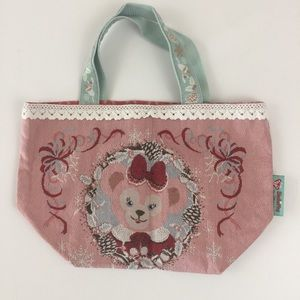 Disney Shellie May Teddy Bear Tote Bag Tapestry